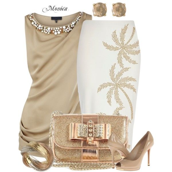 Untitled #427 by radi-monika on Polyvore featuring Bastyan, River Island, Michael Kors, Christian Louboutin, A B Davis and Lucky Brand