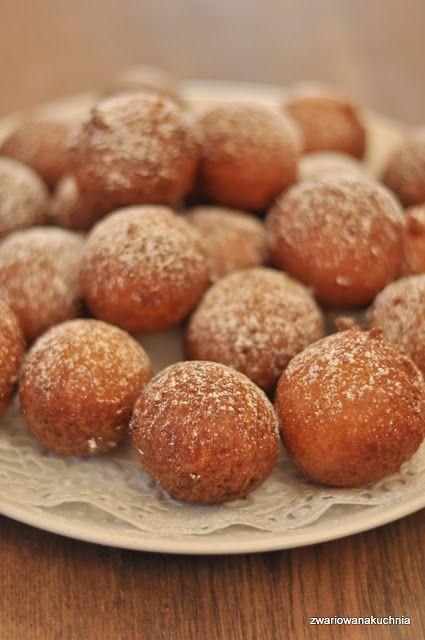 Zwariowana kuchnia: Ekspresowe pączki serowe