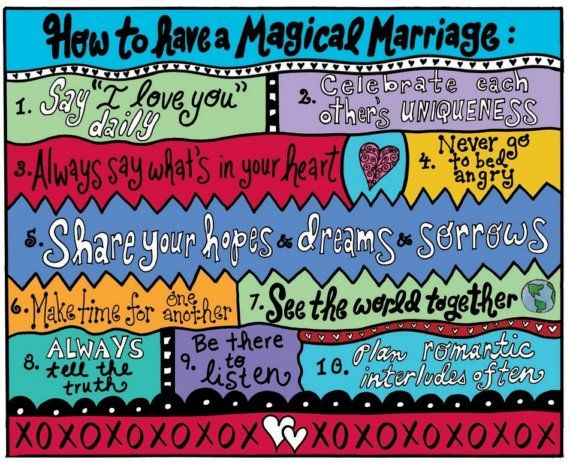 How To have a Magical Marriage: Kid