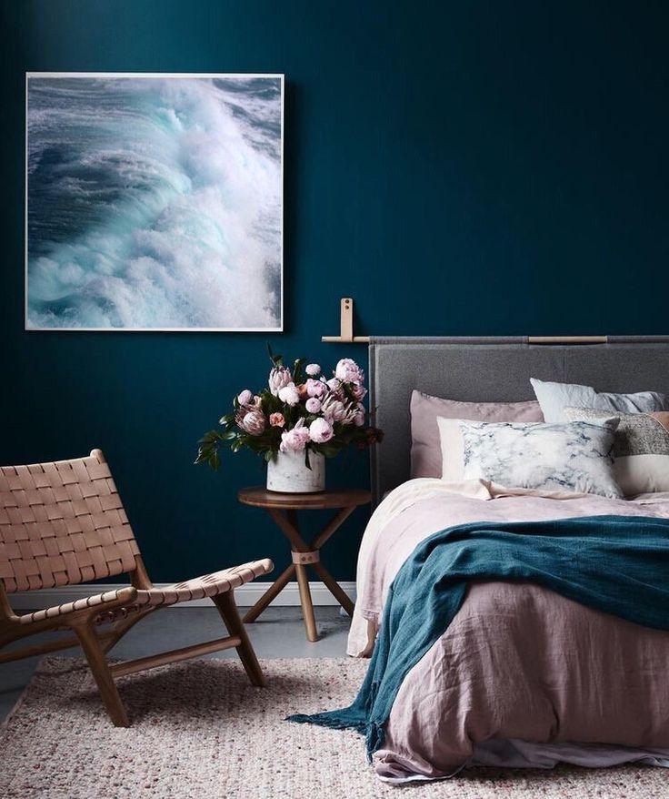 Wave Print, Nautical Decor, Ocean Photography, Blue Wall Art, Summer Poster, Scandinavian Print, Nordic Poster, Coastal Wall Decor, Her Gift