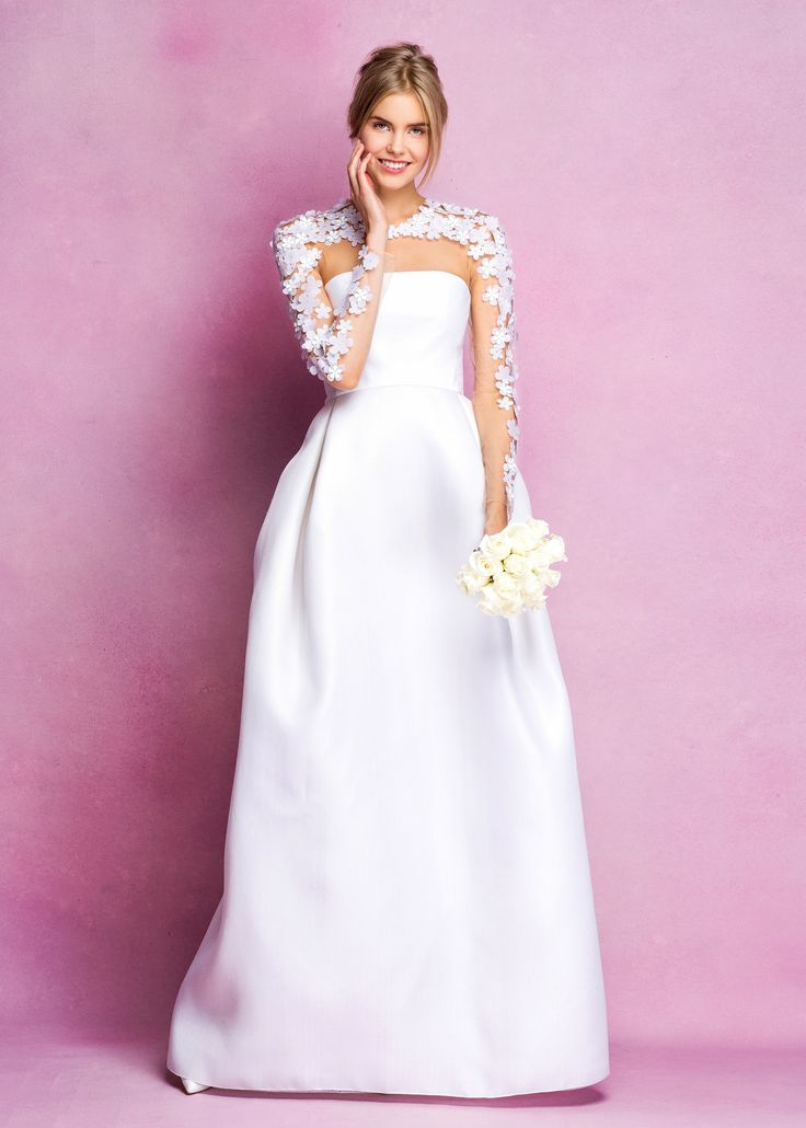 107 mejores imágenes de Beautiful Wedding Gowns / Trajes de Novia ...