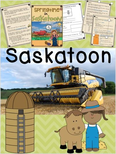 Everything you need for Saskatoon Grade 2 Social Studies.  This is an awesome Inquiry unit.