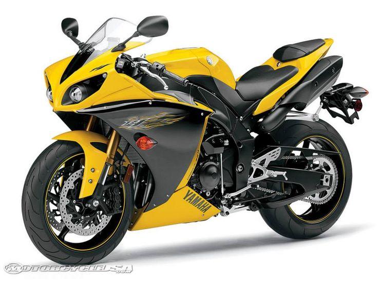 2009 Yamaha R1 First Look