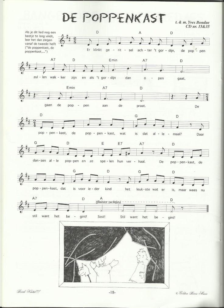 lied: De poppenkast