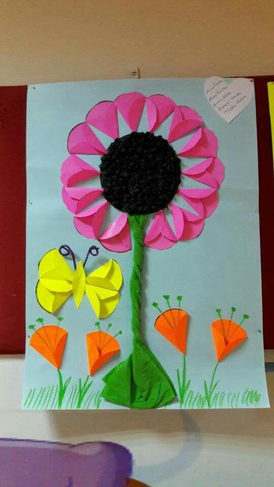 virágot és a lepkét