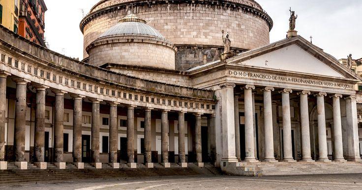 Napoli in un Pin: Piazza del Plebiscito
