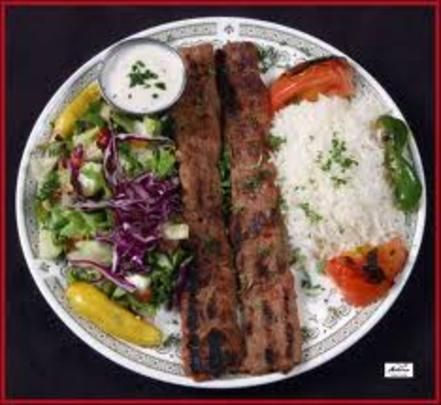 Adana Kebab. Photo by Chef #1802537565