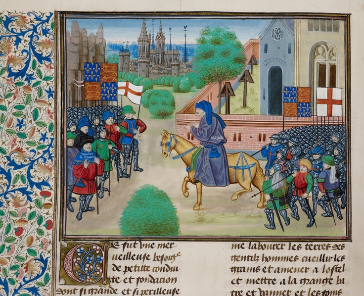 english peasants revolt 1381 Peasants' revolt is one of the most important events in england's history here are 10 facts about this great rising also known as wat tyler's revolt.