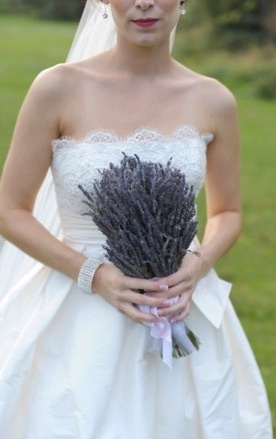 Always wanted a bouquet of lavendar.