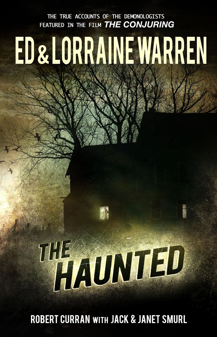 """The Haunted - a U.S. book by demonologists Ed and Lorraine Warren recounting their experience with the incident that the movie """"The Conjuring"""" was based on. ArcAngel Images - photographer, jude McConkey"""