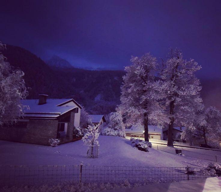 Notte invernale