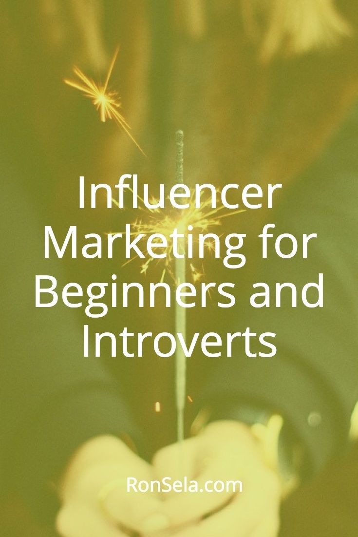 Relationships are everything. To dust off a well-worn (with good reason) adage: it's not what you know, it's who you know. Whether the goal is to increase sales, become more popular or reach more prospects, you need to get influencers on board.