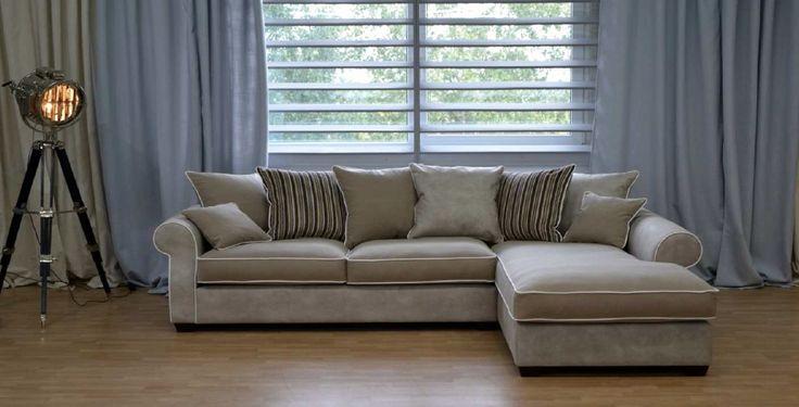Sofa Montreal-Diwan, Landhaus - DAM 2000 Ltd. & Co KG