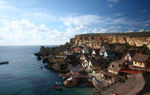 Cudzí jazyk sa najlepšie učí návštevou cudzej krajiny. Angličtina napríklad na Malte