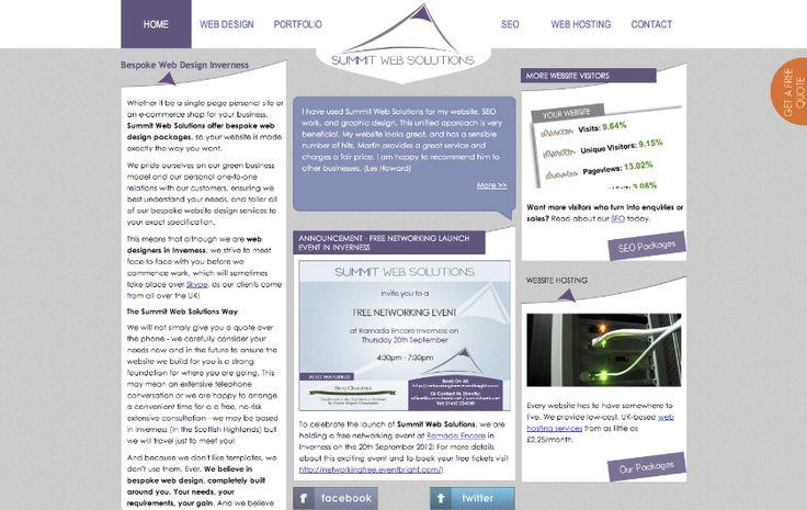 Website Design For Childminders