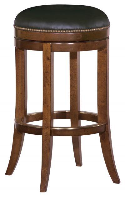 Woodbridge Swivel Bar Counter Stool At Hinson Galleries