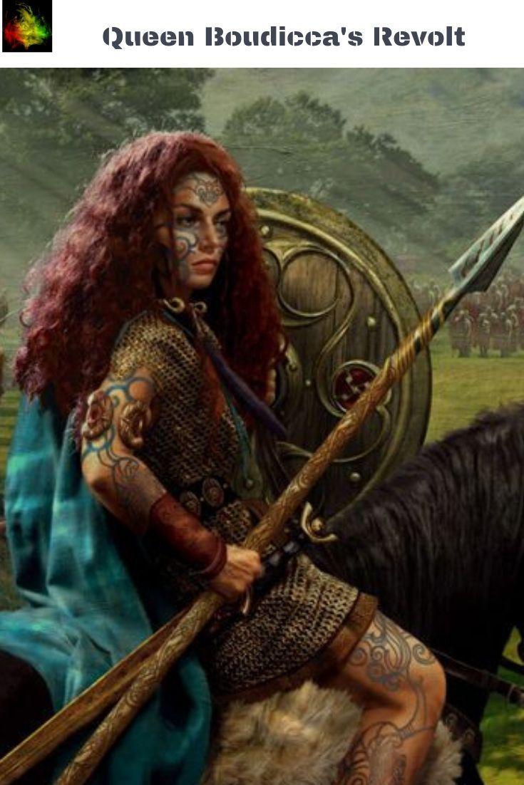 Queen Boudicca S Revolt Civilization History History Facts Interesting Ancient Egyptian Art