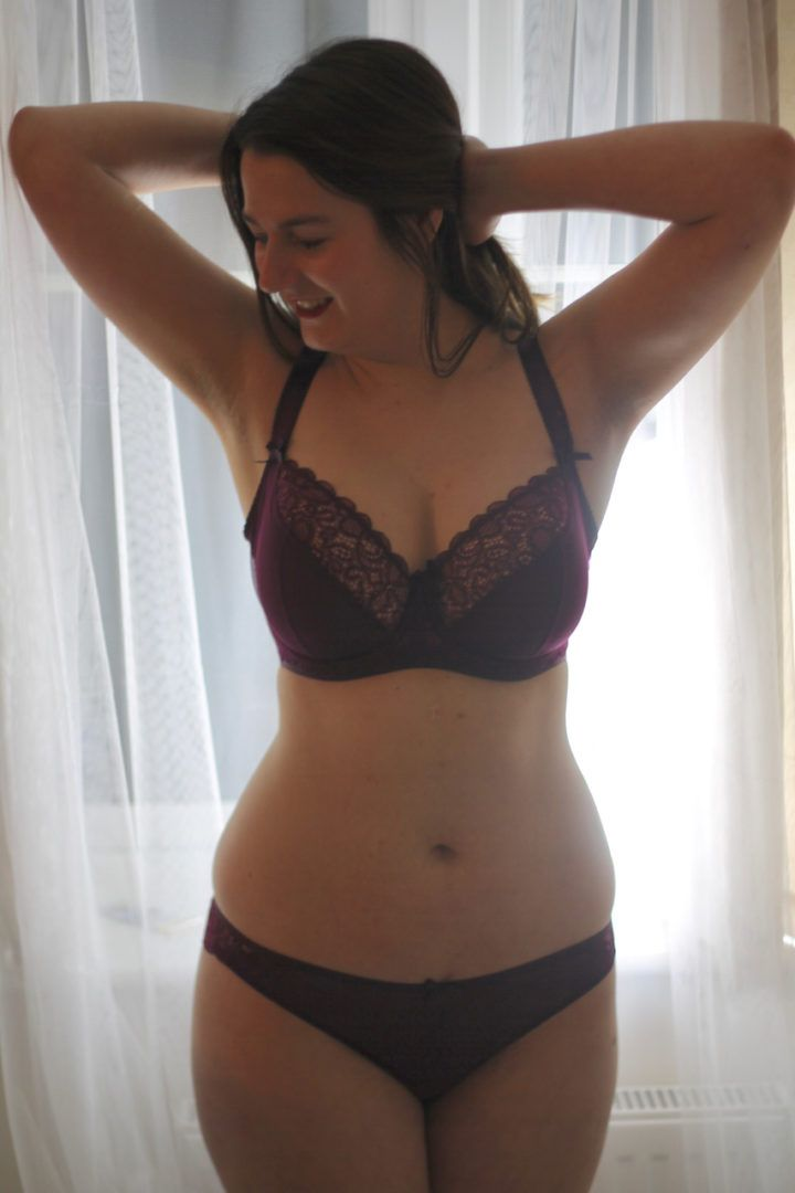 f8766fd65c Big   Little Cup Review  Curvy Kate Ellace Mulberry 28GG   30D ...