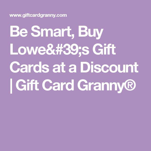 Más de 25 ideas increíbles sobre Buy discounted gift cards en ...