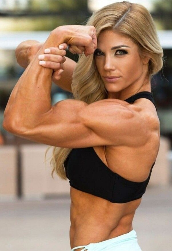 Pin by Marco Johnko on Strong Muscly Women  78f12b48d