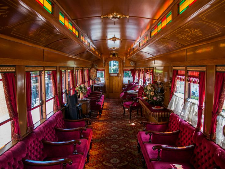 Disneyland Railroad has a secret car dedicated to Lillian Disney that is only open to a select few guests every day.