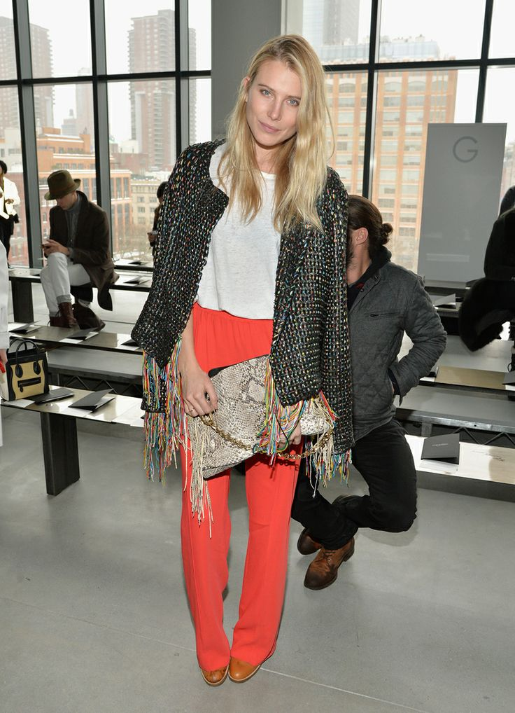 Best Dressed: Dree Hemingway (February 2014)