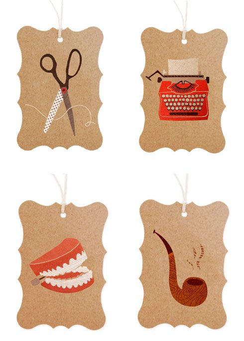 ask alice gift tags... sweet...: Quirky Gift, Gift Wrapping, Embellishment Wrapping, Gift Ideas, Gift Tags, Handmade Gifts, Wrapping Gift