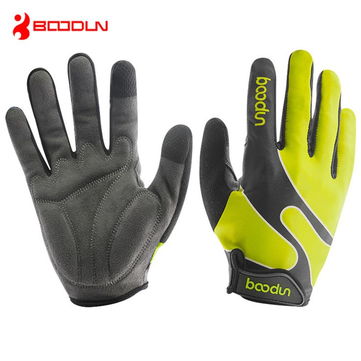 BOODUN Breathable Cycling Gloves Full Finger Guantes Mtb Ciclismo Bicicleta Mountain Bike Fiets Handschoenen Bisiklet Eldiveni  #Affiliate