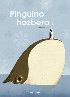 Pinguino hozbera: gaur goizean, Milo dardarka ari da. Ezin du itsaso izoztura jauzi egin gainerako pinguinoekin batera. Hotz handiegia egiten du. Izotz-eremura hurbildu den balea batek hegoaldeko itsasoetara bidaia luze bat egitea proposatu dionean, ez du zalantza izpirik izan.