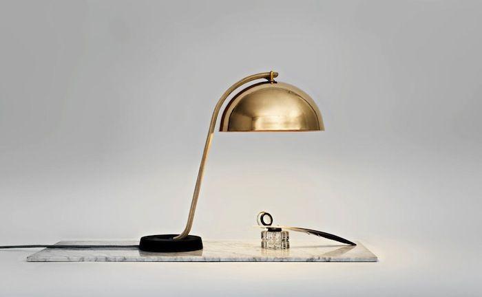 Lars Beller Fjetland's Cloche Lamp: Remodelista