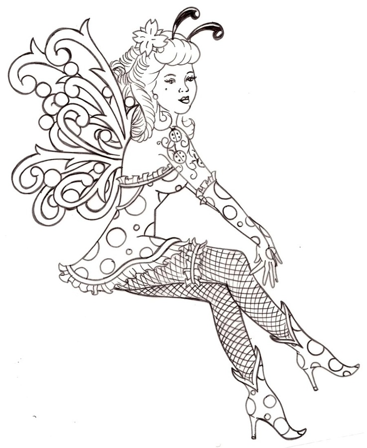 Ladybug Fairy by ~Metacharis on deviantART