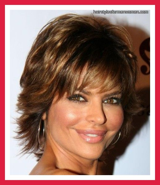 Hairstyle Short Haircuts For Women Over 50 Years