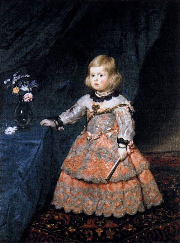 Infanta Margarita, 1654