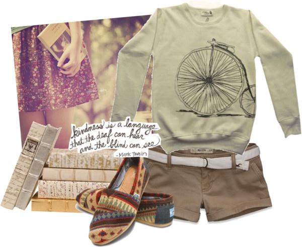 """""""~reading~"""" by longtallali ❤ liked on Polyvore"""