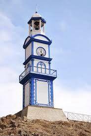 Fue construida en 1887. Fue levantada a honor de los muertos en la batalla de Pisagua. A mediados del 2012, se inició un proyecto para restaurar este monumento junto al teatro municipal de Pisagua.