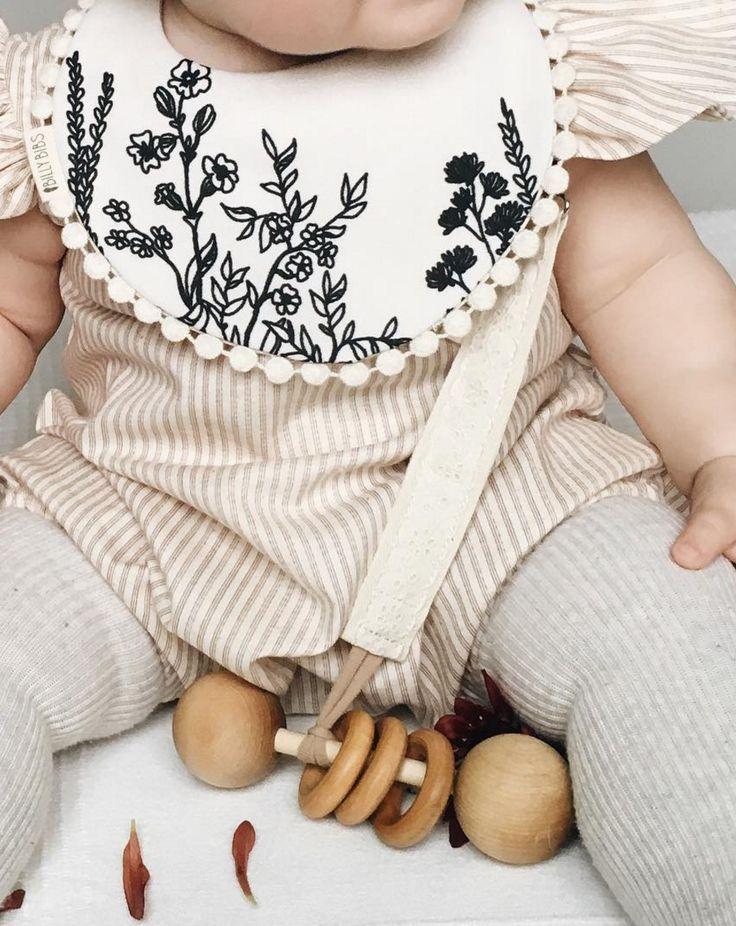 Handmade Boho Baby Bib   BillyBibs on Etsy