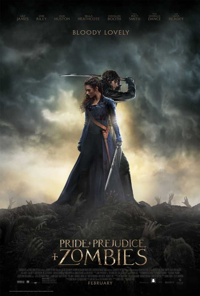 Watch Pride and Prejudice and Zombies 2016 Full Movie Online Free Streaming
