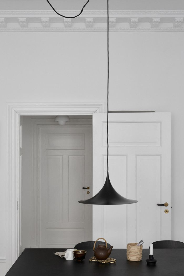 GUBI // Semi Pendant by Bonderup & Thorup