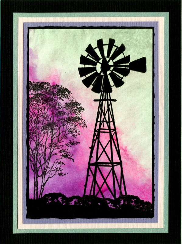 CC588 - Storm on the Horizon by helekins - Cards and Paper Crafts at Splitcoaststampers