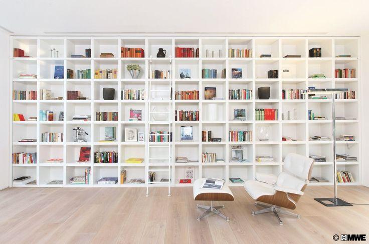 32 best Modern Library Ladder images on Pinterest ...