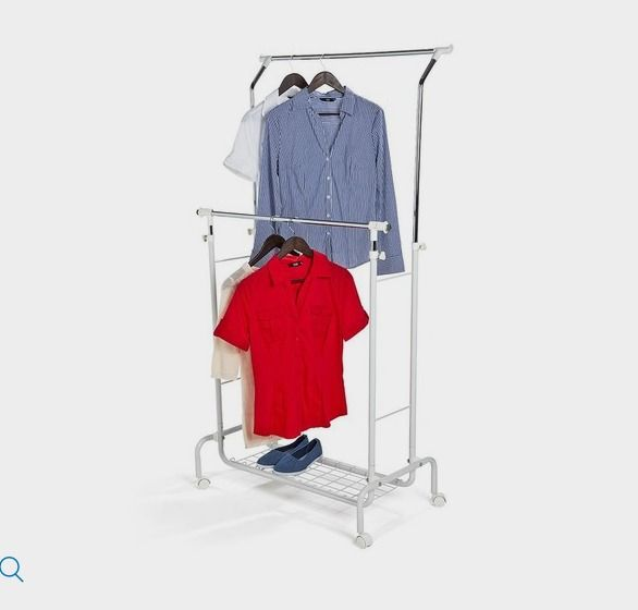 Parallel Clothing Rack | Kmart