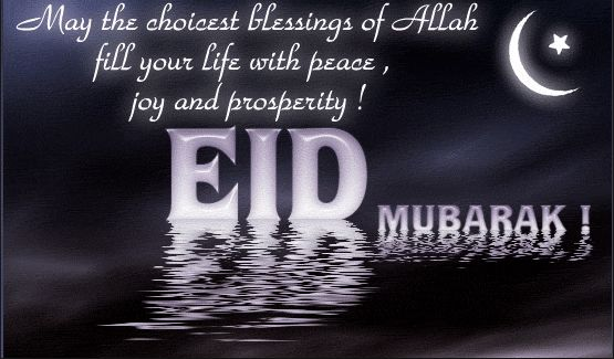 May the choicest blessings of Allah fill your life with peace, joy and prosperity! EID MUBARAK! Eid ul Fitr Messages   May Allah bless: Your days with happiness; Your weeks with prosperity; Your months with contentment; And your years with love and peace! HAPPY EID-UL-FITR! May the holy month of the revelation of Koran…Usher upon …
