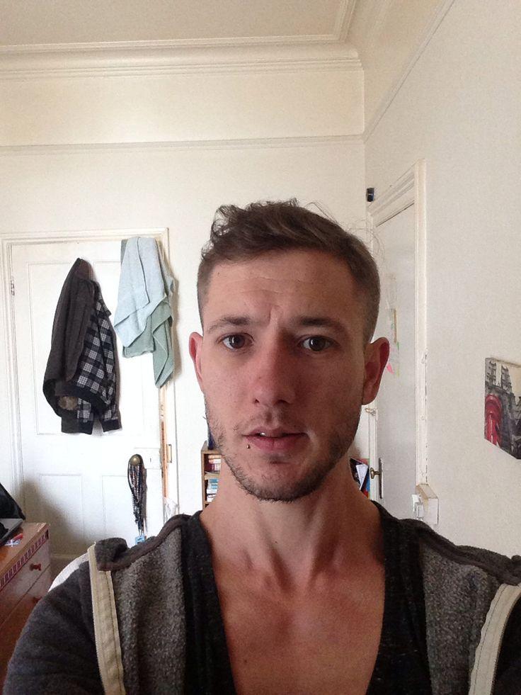 My New Hair Hairstyle Men Pinterest