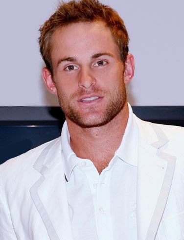 Andy Roddick... of course the only reason I like him is for his tennis playing.... I mean.. duh....