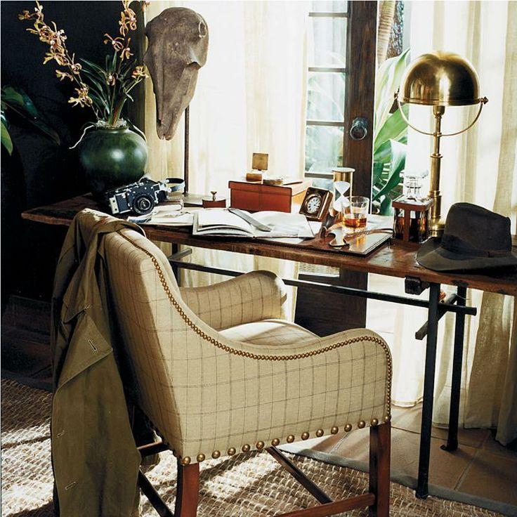 Ralph Lauren Home #Cape_Lodge Collection  4 - Desk