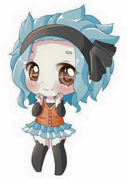 Levy Mcgarden - Fairy Tail ~ DarksideAnime                                                                                                                                                      More