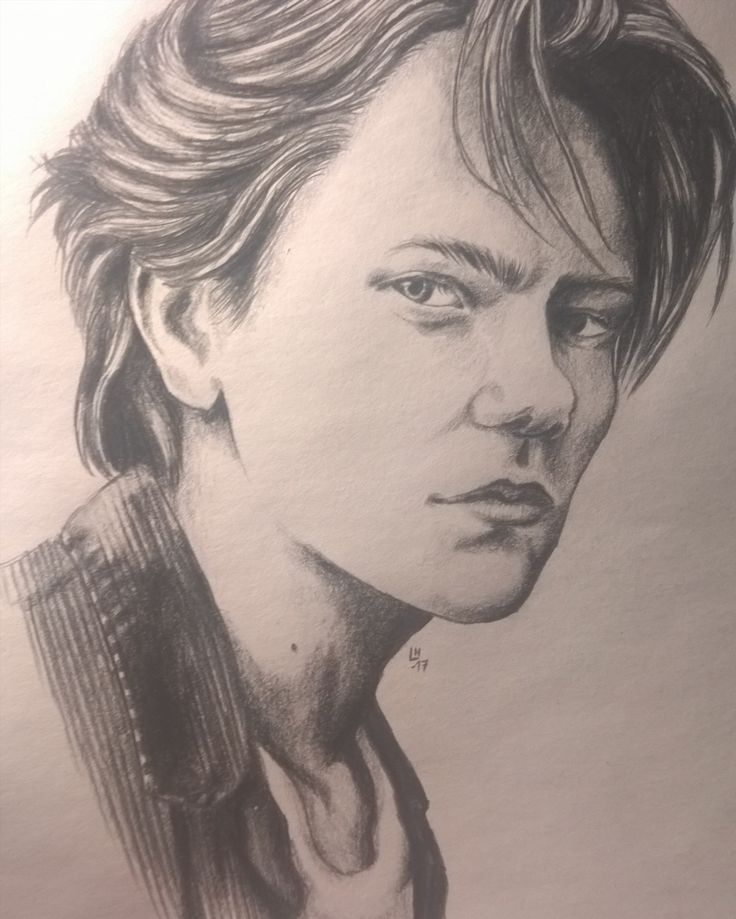 I'm so inactive. The truth is I haven't really had time or motivation to draw anything  but today semi quick portrait of amazing actor River Phoenix! #drawing #riverphoenix #art #pencildrawing #piirustus #riverphoenixdrawing #standbyme #myownprivateidaho