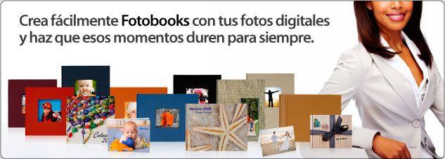 Imprime tus fotos en Fotobooks, Fotolibros o Photobooks