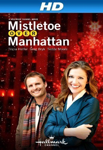 Directed by John Bradshaw.  With Tricia Helfer, Greg Bryk, Tedde Moore, Ken Hall. After sensing her husband is losing his Christmas spirit, Mrs. Claus travels to a place where she knows the spirit of Christmas still exists: New York City. http://www.hallmarkchannel.com/mistletoe-over-manhattan/about