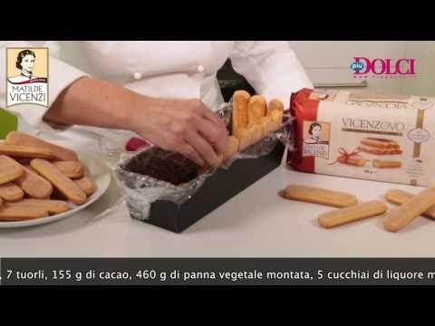 Mattonella fragole e savoiardi